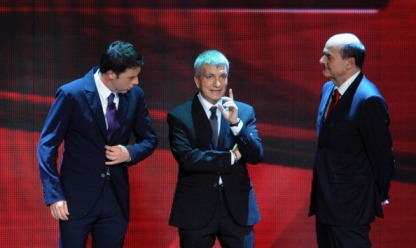 'Il Confronto' Italian TV Show - November 12, 2012